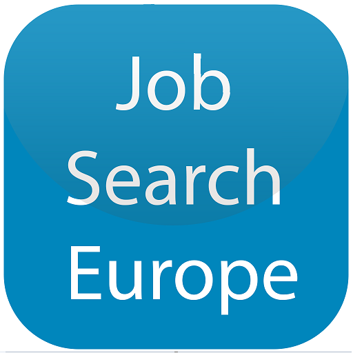 Job Search Europe LOGO-APP點子