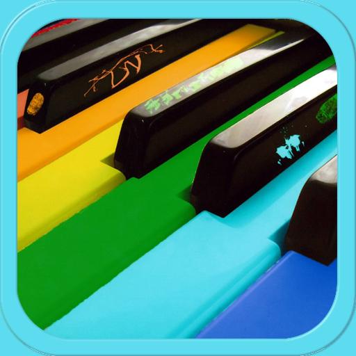 钢琴铃声 音樂 App LOGO-APP開箱王