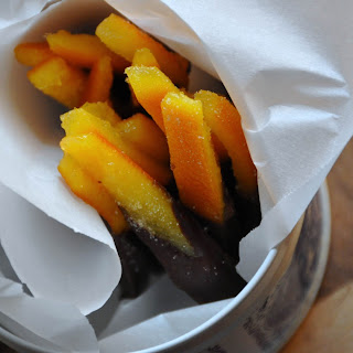 Orangettes Recipe