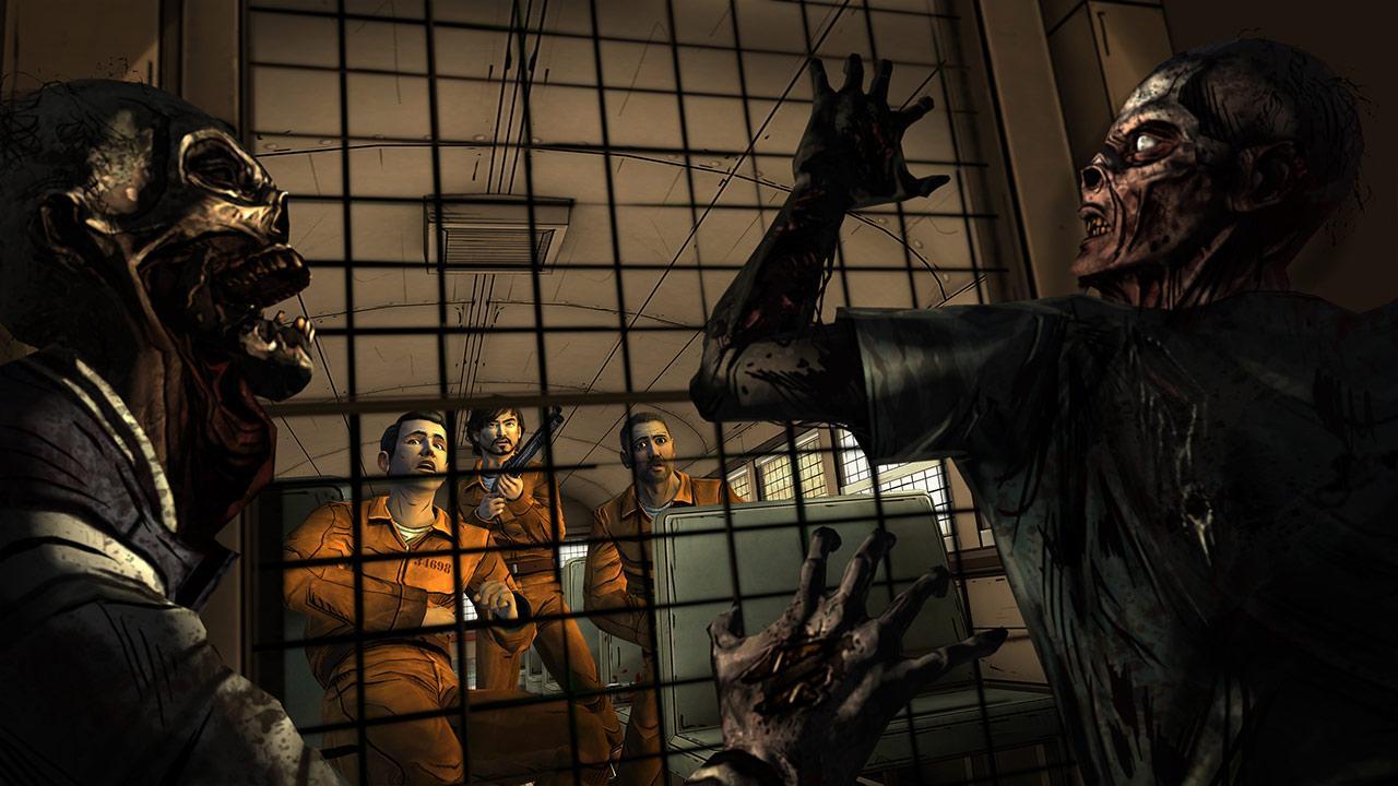 The Walking Dead: Season One screenshot #24