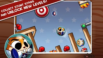 Screenshot of Hank Hazard: The Stunt Hamster