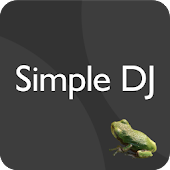 Simple MP3 DJ