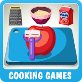 Apple Cake Cooking Games