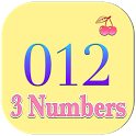 3Numbers icon