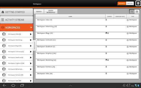 LiveHive Tablet - screenshot thumbnail