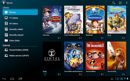 Archos Video Player Screenshot 14