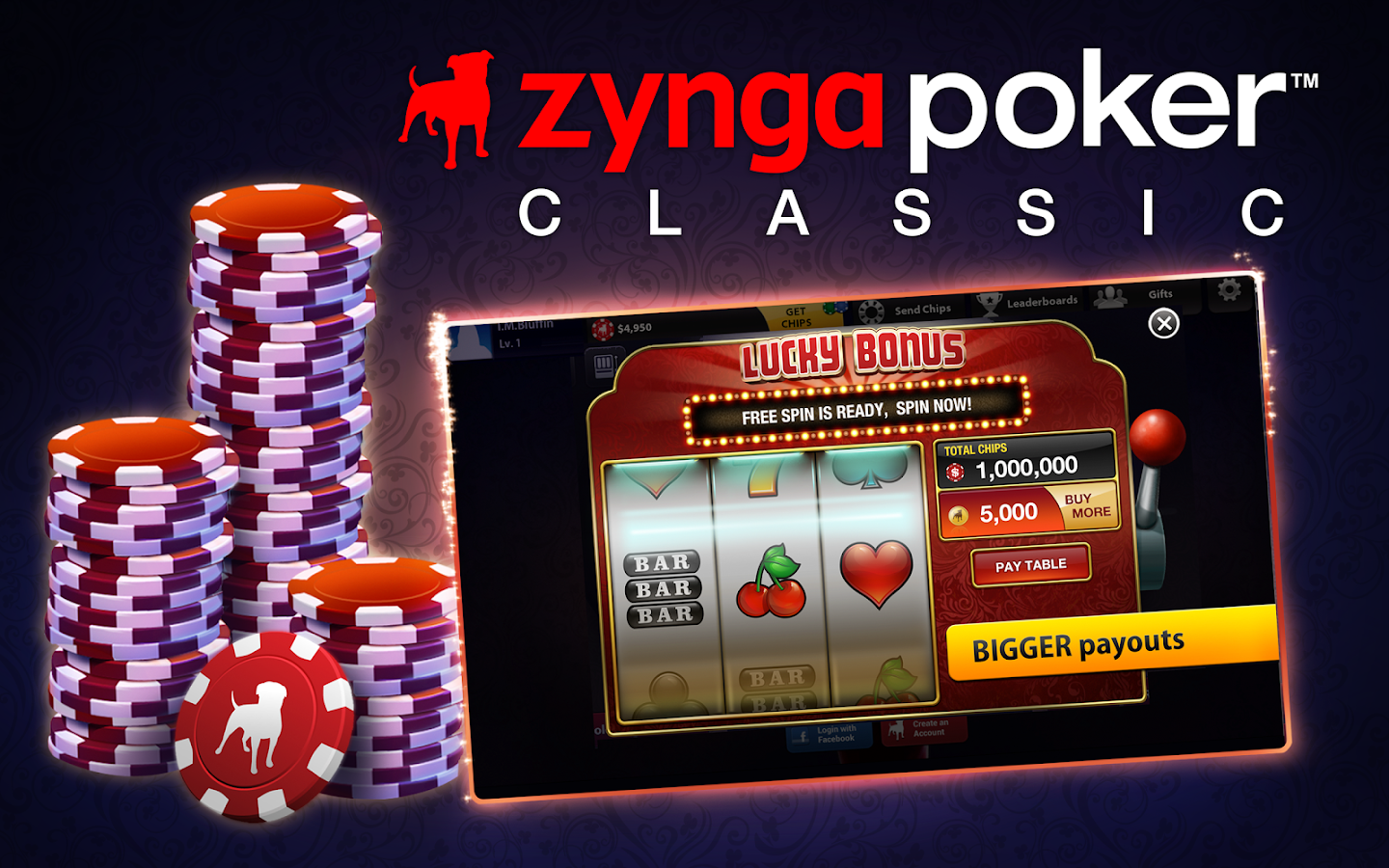 Download zynga poker table extension