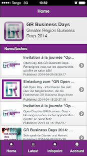 GR Business Days- screenshot thumbnail