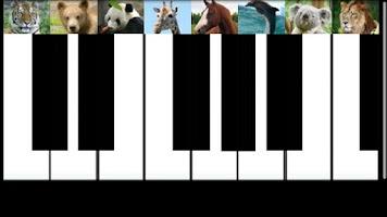 Screenshot of Baby Animal Piano Free