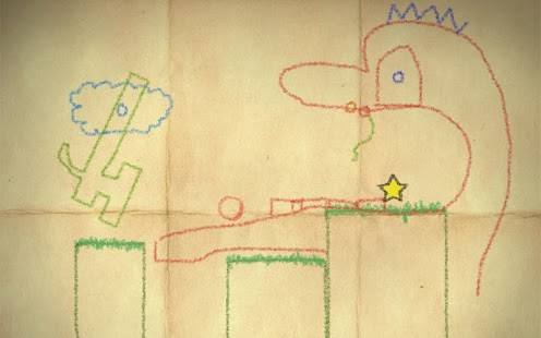 Crayon Physics Deluxe - screenshot thumbnail