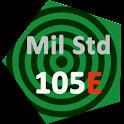 Mil Std 105E logo