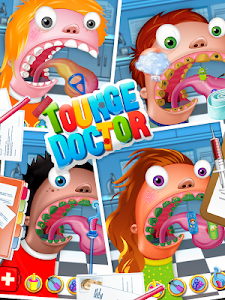 Tongue Doctor - Free Kids Game v60.3