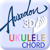 Ukulele Chord Encyclopedia 3D