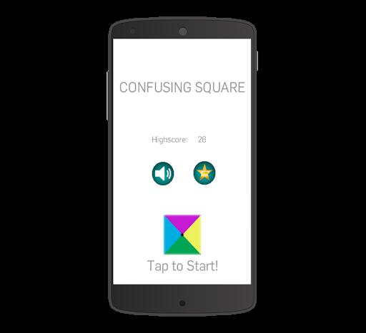 Confusing Square