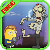 Minion vs Zombie Rush Games