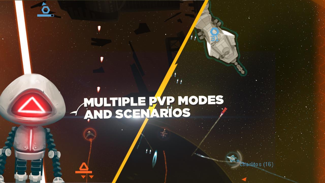 Pocket Fleet Multiplayer screenshot #4