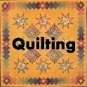 Quilting logo