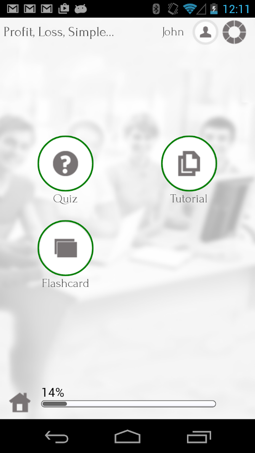 Learn Business Math - screenshot