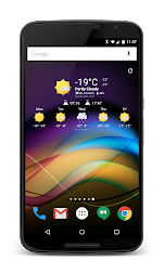 Chronus: Home & Lock Widgets APK screenshot thumbnail 3