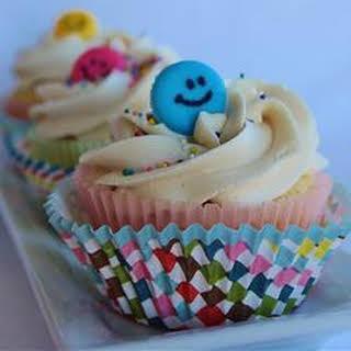 Bailey's Irish Cupcakes.