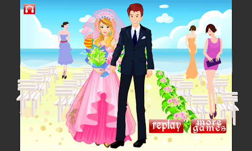 Stunning Bride Dress Up - screenshot thumbnail