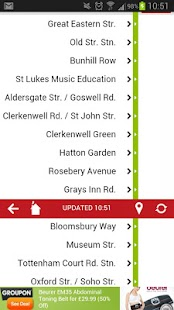 Bus Guru Live London Bus Times - screenshot thumbnail