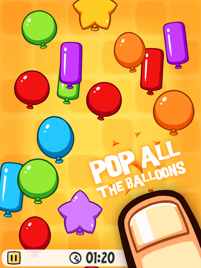 Balloon Party - Birthday Game - screenshot