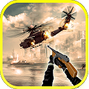 Helicopter Attack mobile app icon