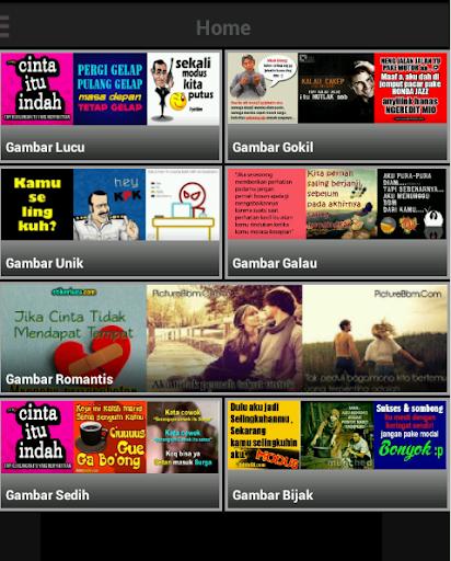 Gambar DP BBM Galau
