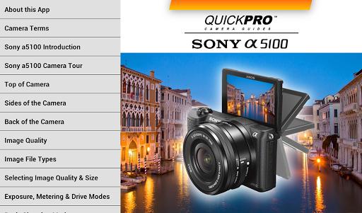 攝影必備APP下載|Sony a5100 from QuickPro 好玩app不花錢|綠色工廠好玩App