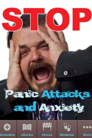 Stop Panic Attacks & Anxiety - screenshot