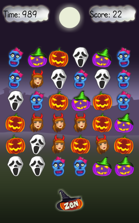Haunted Halloween Party- screenshot