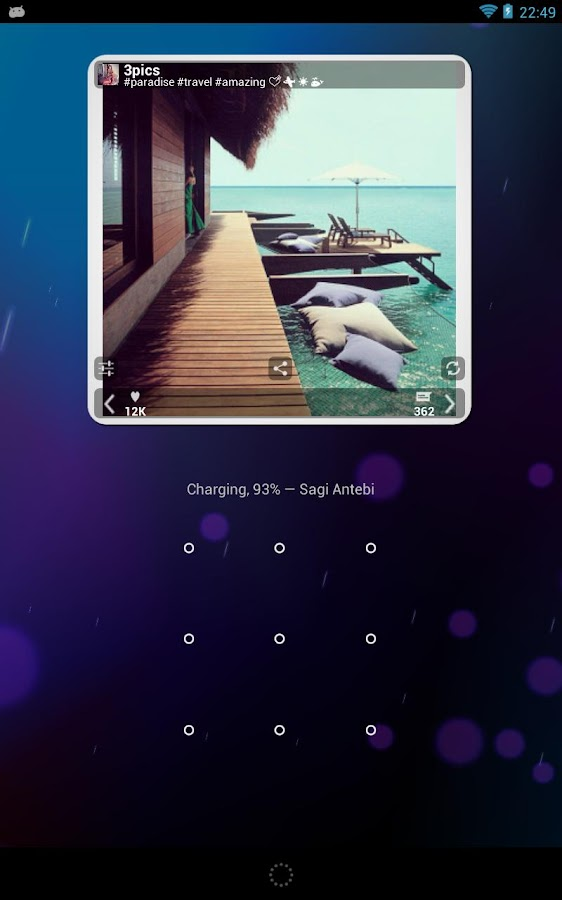 GramWidget - Instagram Widget - screenshot