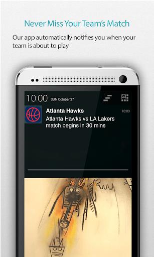 免費運動App|Atlanta Basketball Alarm|阿達玩APP