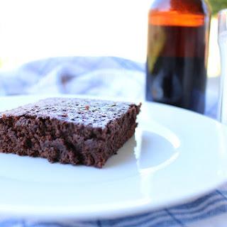 Chocolate Stout Beer Brownies Recipe