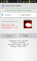 Screenshot of Electricity Meter