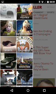The Daily Caller - screenshot thumbnail