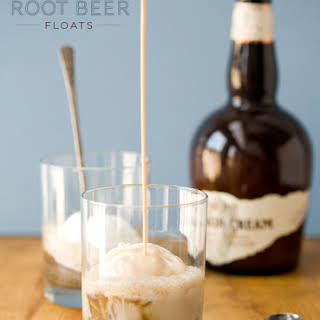 Bourbon Cream Root Beer Floats.