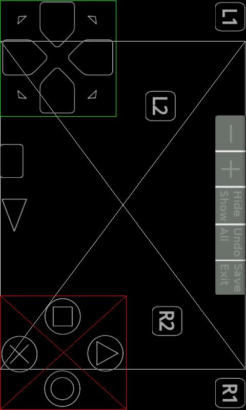 ePSXe for Android - screenshot