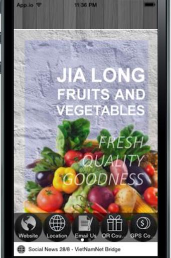 Jia Long Fruits Vegetables