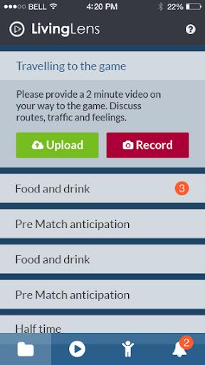 【免費生產應用App】Living Lens-APP點子