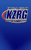 Screenshot of KZRG
