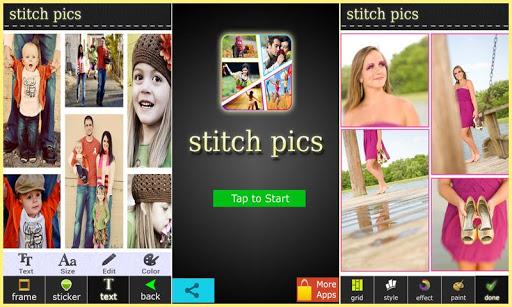 Stitch Pics