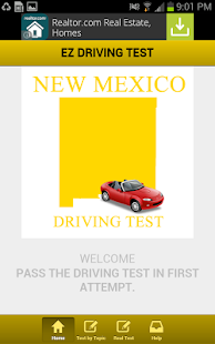 New Mexico Driving Test- screenshot thumbnail