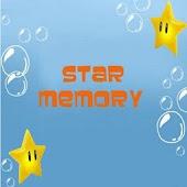 Memory Star Game
