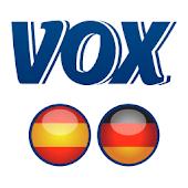 Alemán para viajar VOX