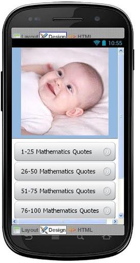 Best Mathematics Quotes