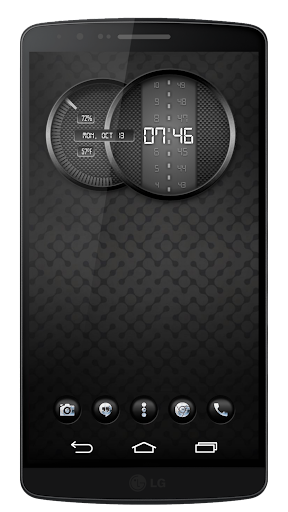 OnyX for Zooper Widget Pro