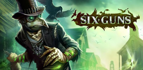 دانلود بازی Six-Guns