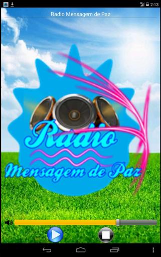 Radio Mensagem de Paz 1.2